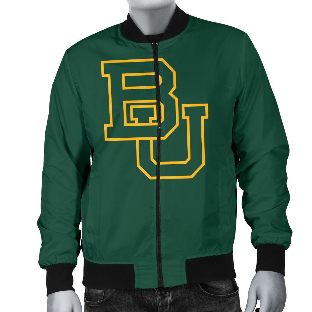 Baylor Bears Bomber Jacket for Men