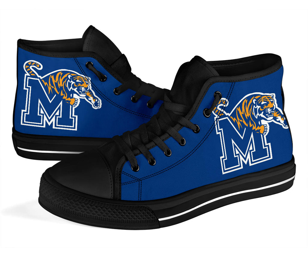 Memphis Tigers Shoes Women Sneakers