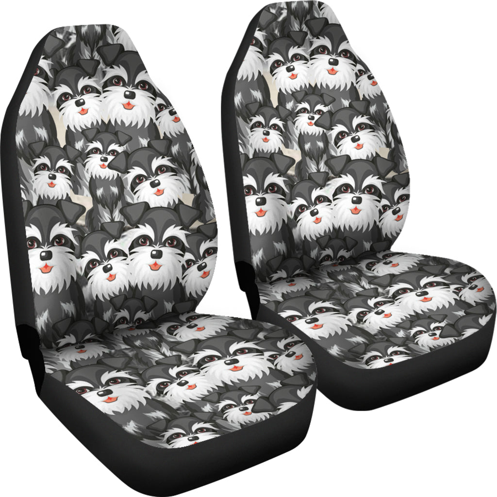 Schnauzer Car Seat Covers