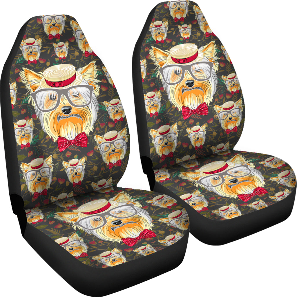 Yorkshire Terrier Car Seat Covers