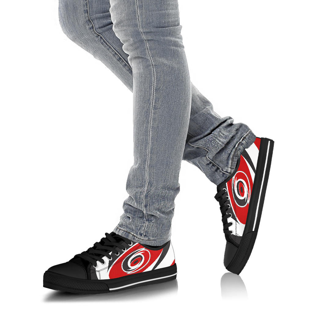 Carolina Hurricanes Sneakers Low Top Shoes