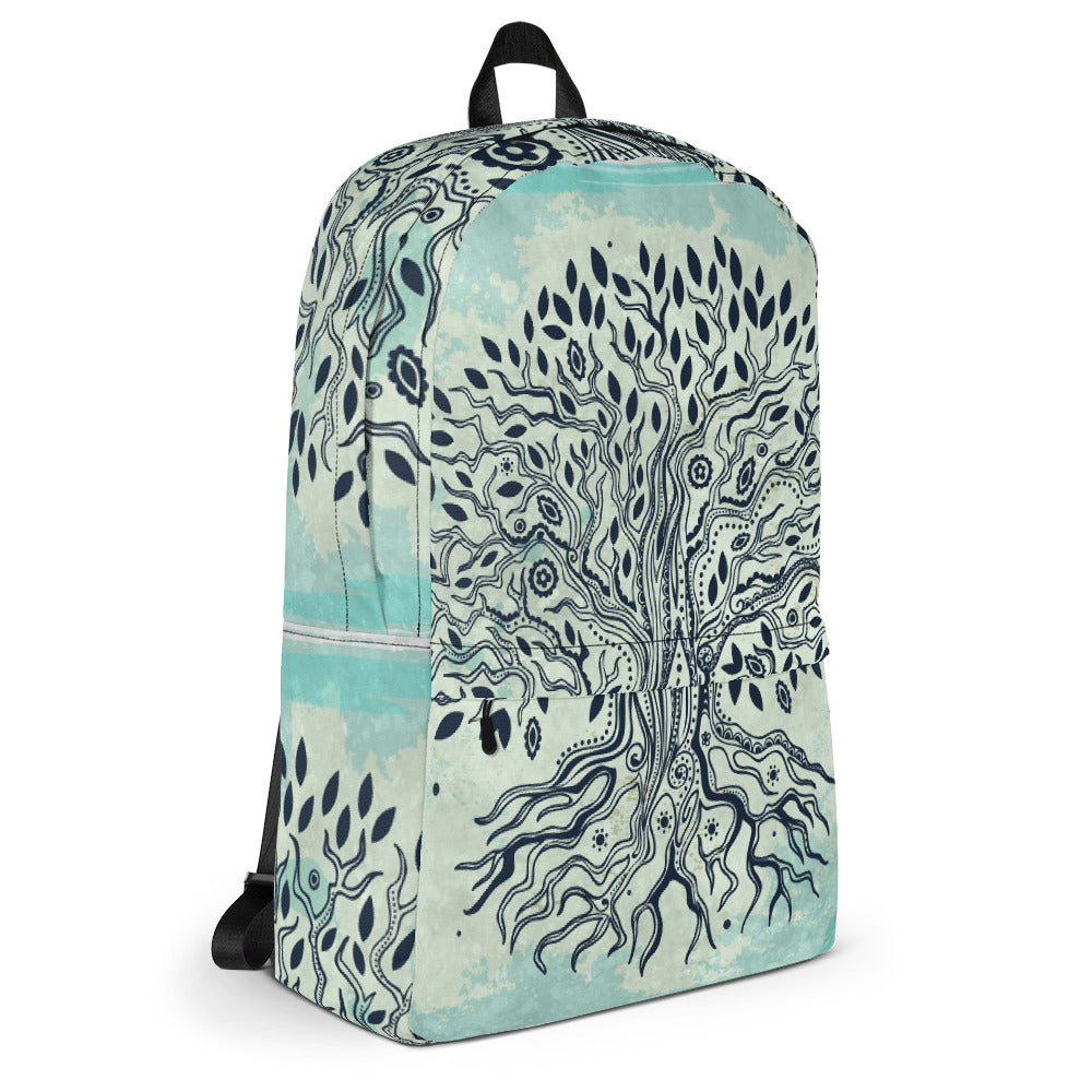 Tree of Life Backpack Outdoor Backpack Bags Day Backpacks