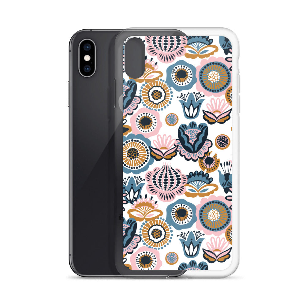 Floral iPhone XR Case iPhone Case