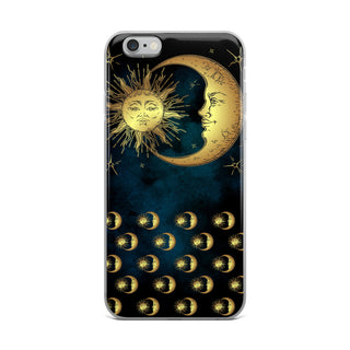 Sun and Moon iPhone XR Case iPhone Case