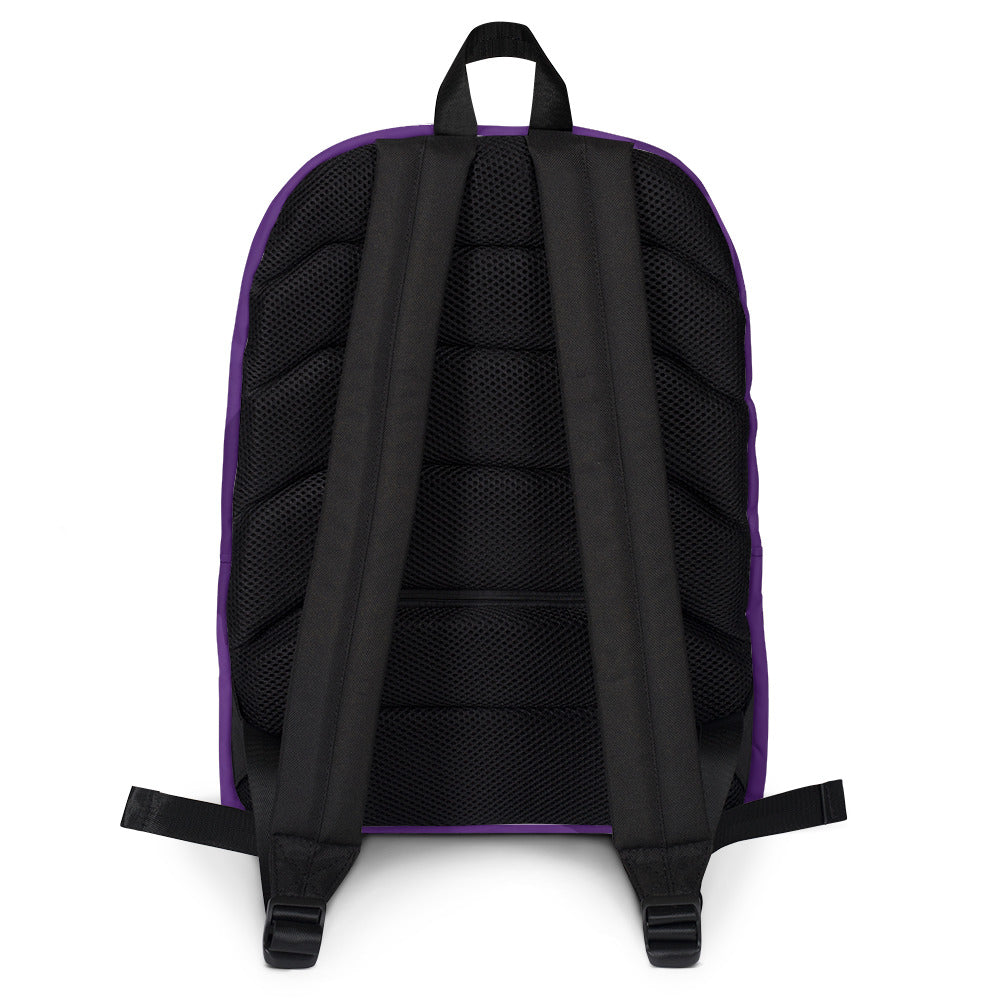 Horse Backpack Horse Book Bags Purple Backpack