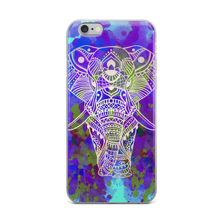 Mandala Elephant iPhone XR Case iPhone Case