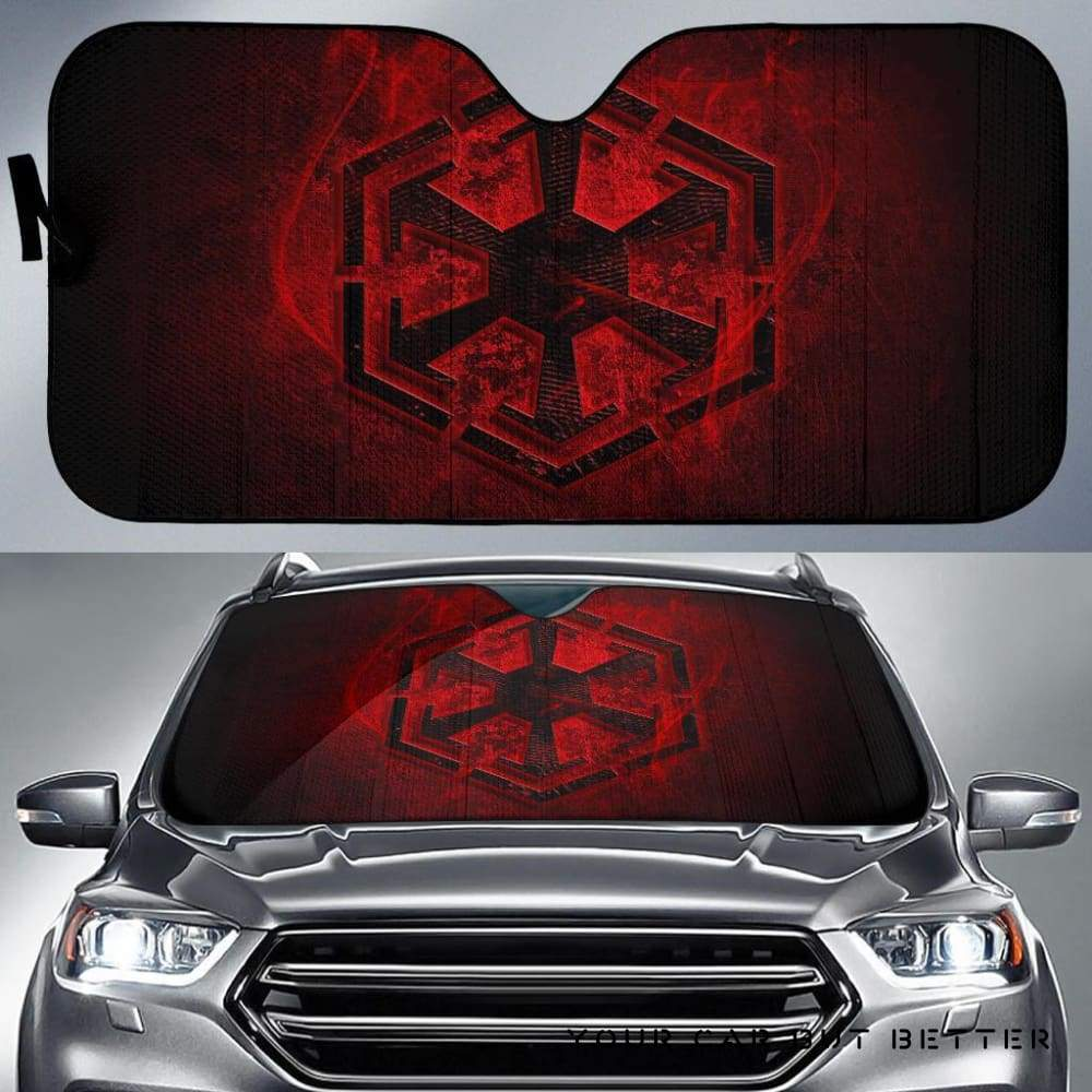 Star Wars Dark Site Car Auto Sun Shade