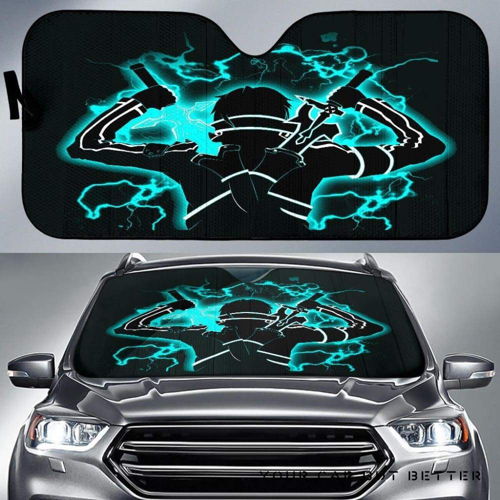 Sword Art Online Car Auto Sun Shade