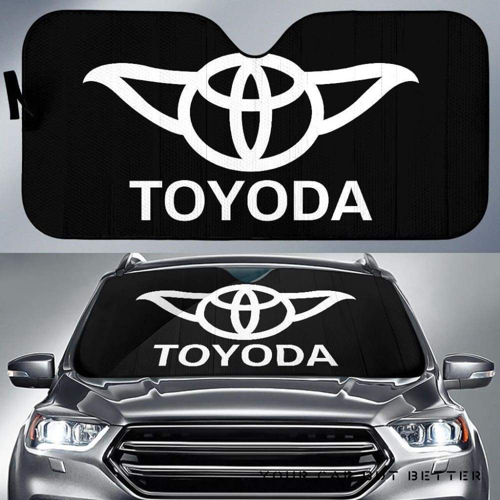Toyoda Car Auto Sun Shade