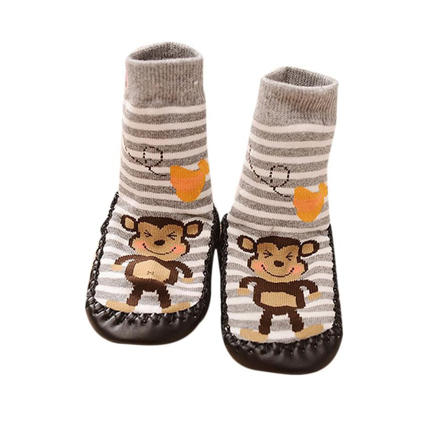 Baby Cotton Anti Skid Socks Zigwilly
