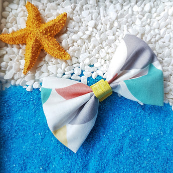 Macaroon Scales Bowtie