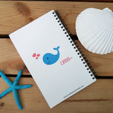 I Whaley Love You Notebook