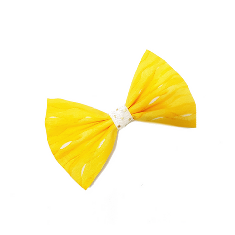 Pineapple Waves Bowtie