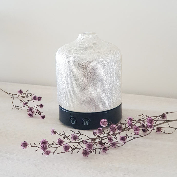 Ultrasonic Diffuser | XL Silver