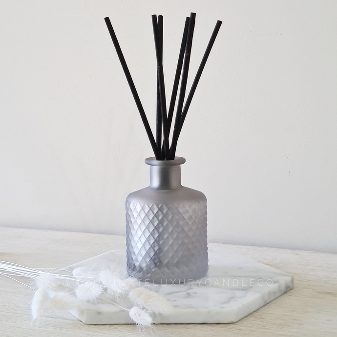 Bohemian Reed Diffuser | Midnight Grey 200ml