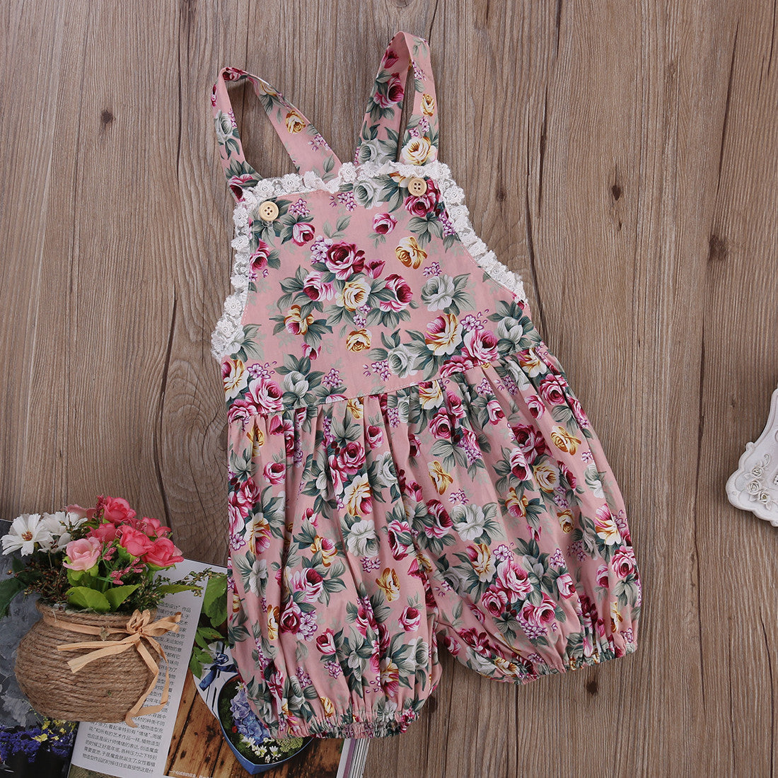 Floral Baby Clothes - MyBabyNMore