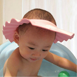 Safe Baby Shower Cap - MyBabyNMore