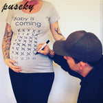 Baby Is Coming Women's Shirt