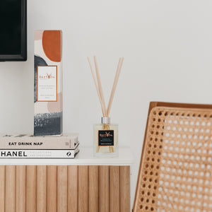 Australian made Scented Reed Diffusers available in a wide range of fragrances.