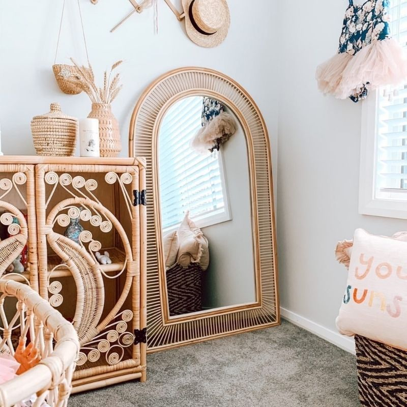 The Bangalow Arch Mirror - Kids - October Delivery