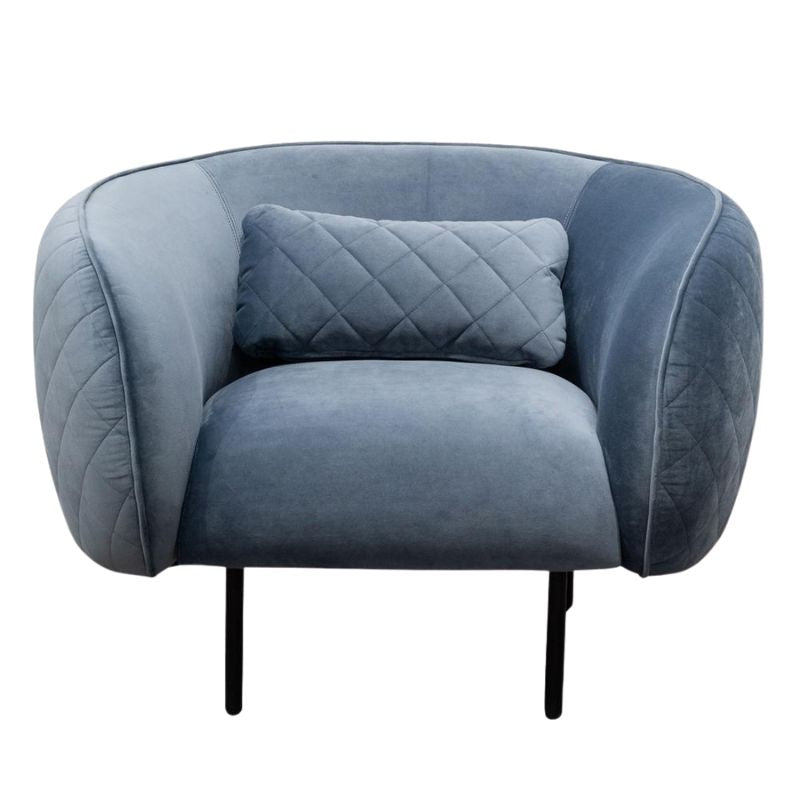 Armchair Dust Blue