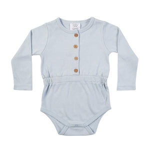 Skylar Onesie - Duck Egg Blue - HartCo. Home & Body