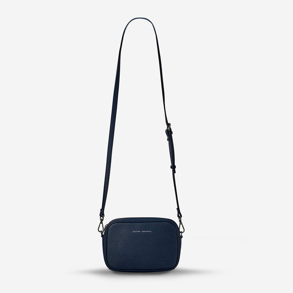 PLUNDER BAG-NAVY BLUE - HartCo. Home & Body