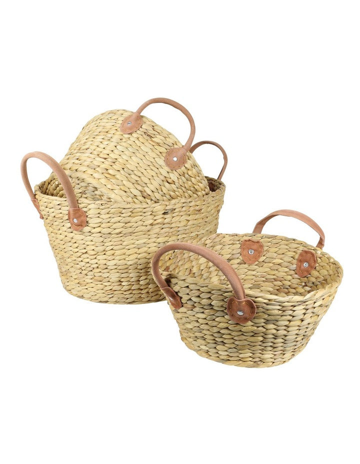 Round Basket - HartCo. Home & Body