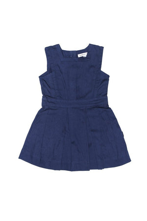 Matilda Pinafore Ink Navy