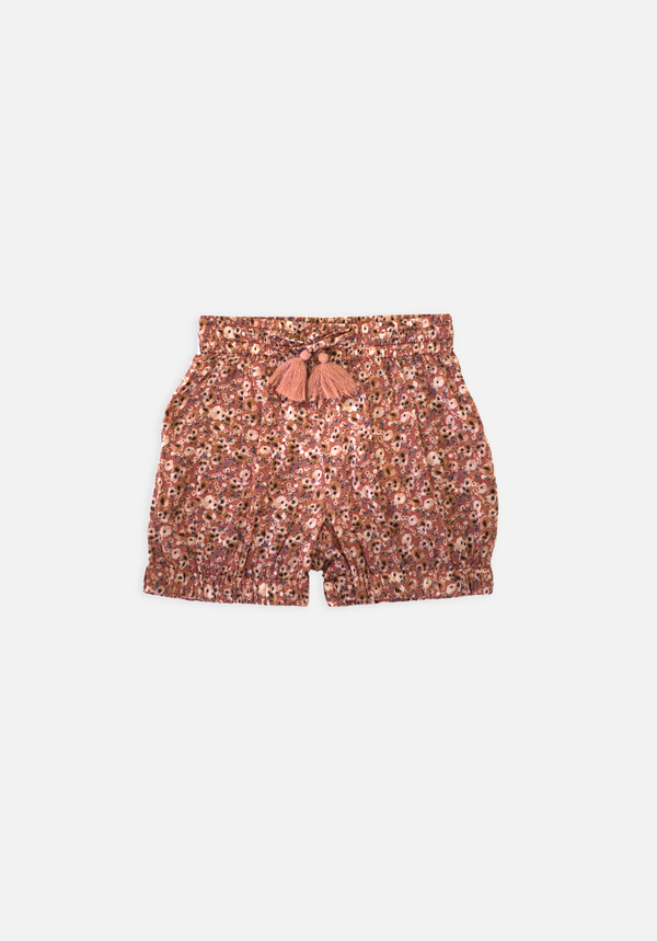 Woven Tassel Bloomer Shorts - HartCo. Home & Body