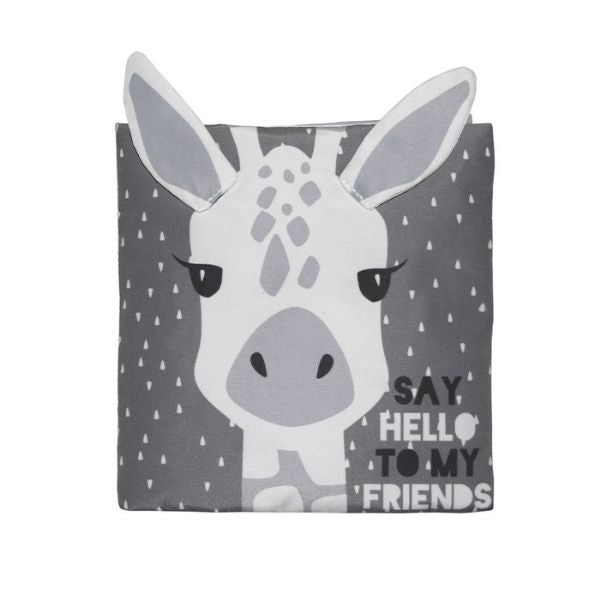 Friends in the Jungle Soft Book