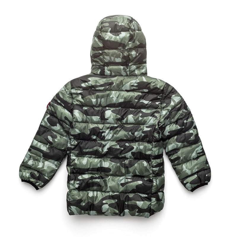 Eco-Puffer Camo - HartCo. Home & Body