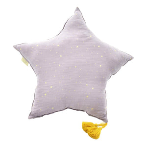 Muslin Star Pillow Large - HartCo. Home & Body
