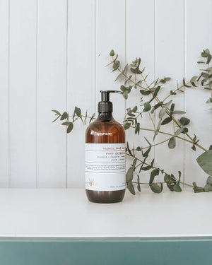 Hart Co Organic Hand Wash Japanese Honeysuckle