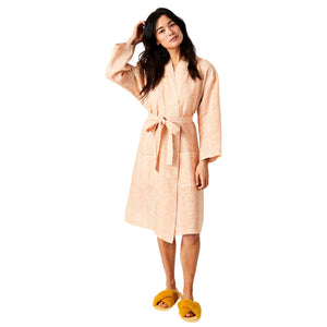 Kip & Co Serpent Linen Robe - HartCo. Home & Body