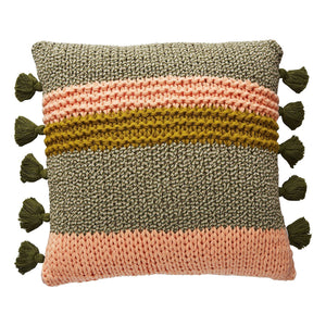 MAISY KNIT CUSHION - HartCo. Home & Body