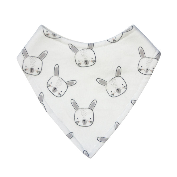 Bunny Dribble Bib - HartCo. Home & Body