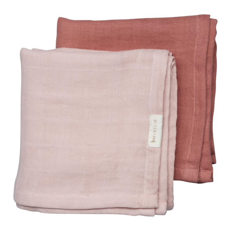 MUSLIN CLOTH 2 PACK - HartCo. Home & Body