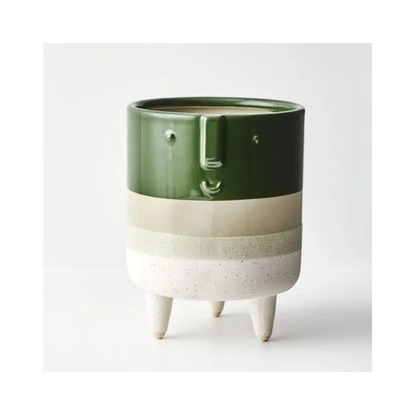 Pot Tilli - GREEN - LARGE