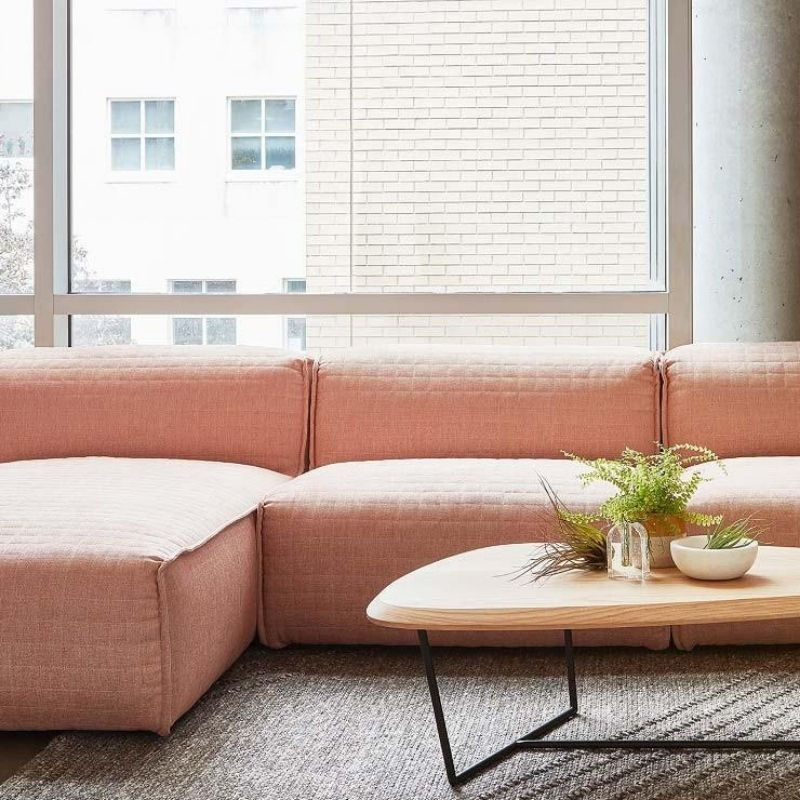 Gus Nexus Chaise Sofa