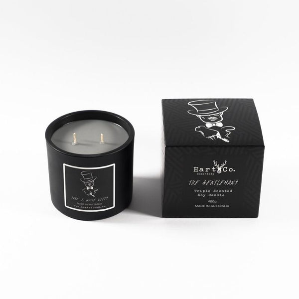Sage & White Woods 400g Scented Candle