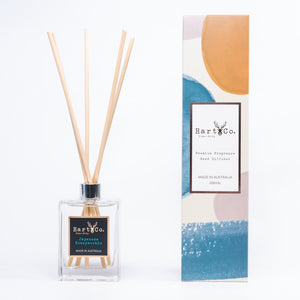 PRE ORDER Japanese Honeysuckle Reed Diffuser - HartCo. Home & Body