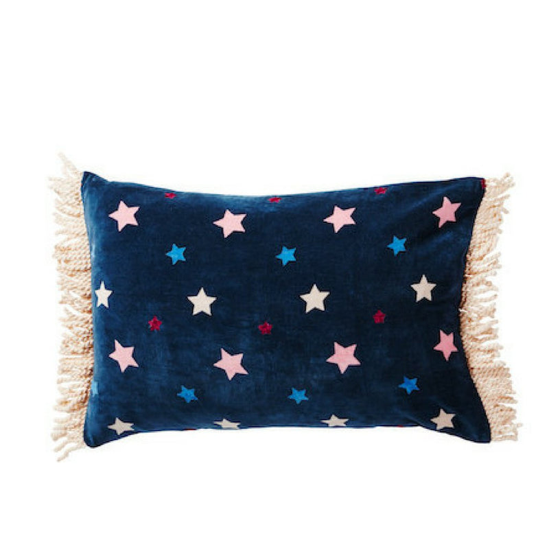 Yvette Star Cushion - HartCo. Home & Body