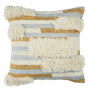 Shimmer Shag Cushion