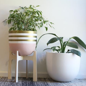 Plywood Pot Stand
