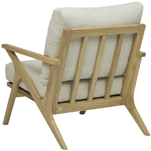 Vittoria Folk Occasional Chair - Floor Stock Eastland - HartCo. Home & Body