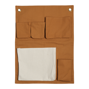 WALL POCKET - OCHRE - HartCo. Home & Body