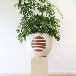 Malibu Pot - HartCo. Home & Body