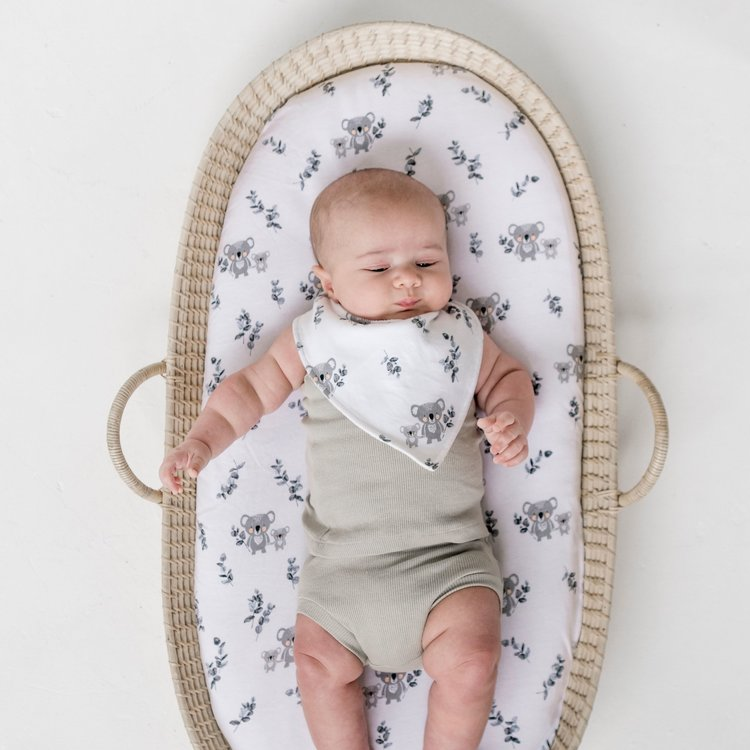 Koala Buddies Dribble Bib - HartCo. Home & Body