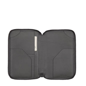 Vow Travel Wallet Slate
